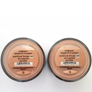 2 pack Bareminerals N20